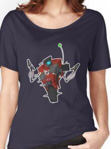 Badass Claptrap Sticker Women's Relaxed Fit T-Shirt