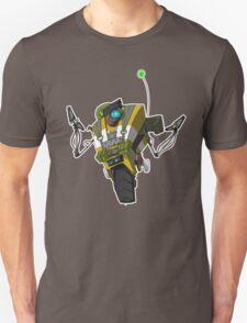 Soldier Claptrap Sticker Unisex T-Shirt
