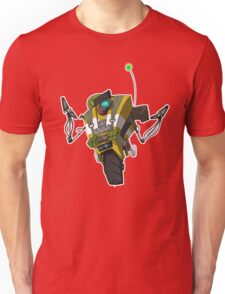 Soldier Claptrap Sticker Unisex T-Shirt