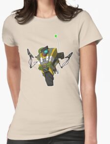 Soldier Claptrap Sticker Womens T-Shirt