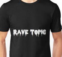 Rave Topic Blanc et Noir Unisex T-Shirt