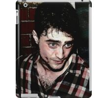 Daniel Radcliff iPad Case/Skin