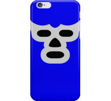 Lucha Libre History - Blue Demon iPhone Case/Skin