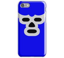 Lucha Libre History - Blue Demon iPhone Case/Skin