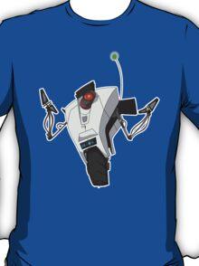 Portal Claptrap Sticker T-Shirt