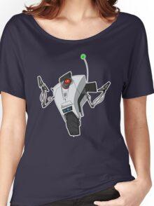 Portal Claptrap Sticker Women's Relaxed Fit T-Shirt