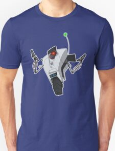 Portal Claptrap Sticker Unisex T-Shirt