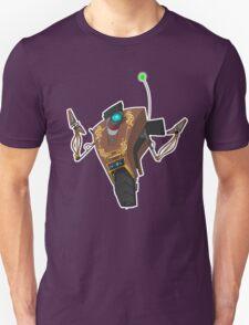 Jakob's Claptrap Sticker T-Shirt