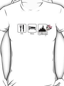 Eat. Sleep. Disney! Minnie Tee for Her T-Shirt
