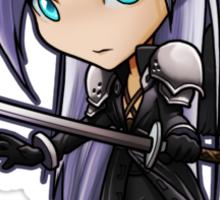 Sephiroth Chibi Sticker