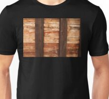Wooden Ceiling Unisex T-Shirt