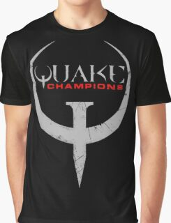 Quake Champions Graphic T-Shirt