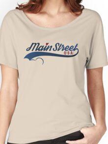 Main Street, U.S.A. Women's Relaxed Fit T-Shirt