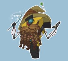 Wizard Claptrap Sticker by Keroa