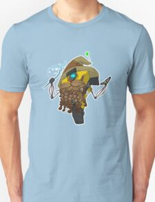 Wizard Claptrap Sticker Unisex T-Shirt