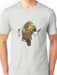 Wizard Claptrap Sticker Unisex T-Shirt
