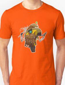 Wizard Claptrap Sticker T-Shirt