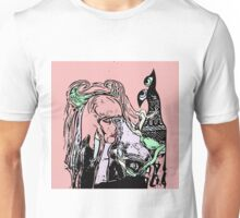 Pastel Abstract Unisex T-Shirt