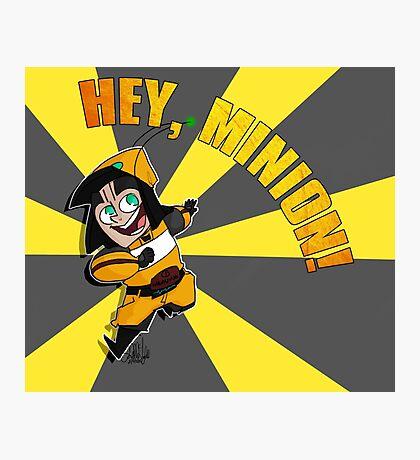 Hey, Minion! Photographic Print