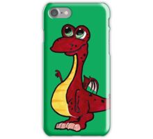 Lil' Dragon iPhone Case/Skin