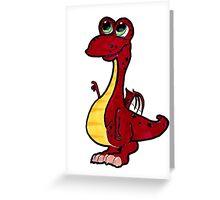 Lil' Dragon Greeting Card