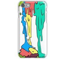 Rainbow goo- twenty one pilots self titled album iPhone Case/Skin