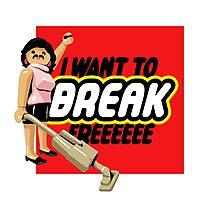 Break Photographic Print