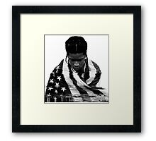 Long Live A$AP Framed Print