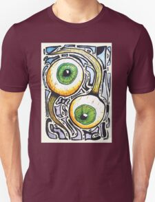 AYE, EYE Unisex T-Shirt