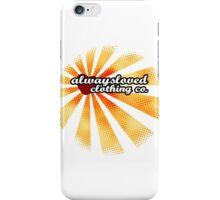 Retro Sunset iPhone Case/Skin