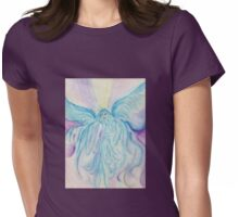 God Sends Angels Womens Fitted T-Shirt