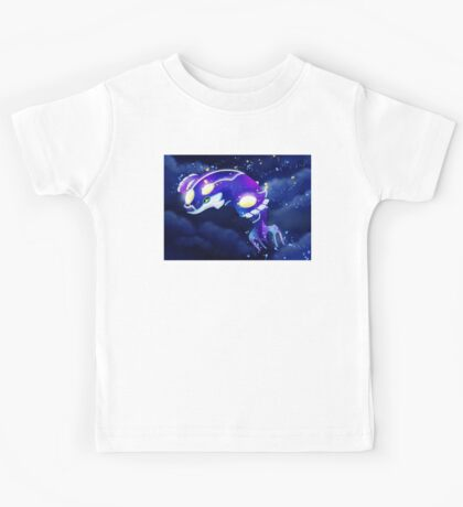 Kyogre, the space whale Kids Tee