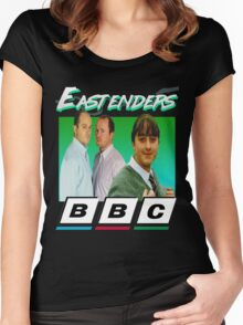 Eastenders 90's Vintage Women's Fitted Scoop T-Shirt