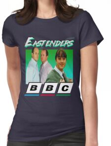 Eastenders 90's Vintage Womens Fitted T-Shirt