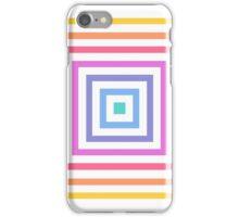 Lularoe Square Rainbow iPhone Case/Skin