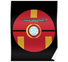 Stark Tech Pokeball Poster
