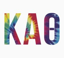 kappa alpha theta tie dye by lordofthefries