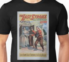 Performing Arts Posters The last stroke a story of Cubas fight for freedom by IN Morris 0792 Unisex T-Shirt