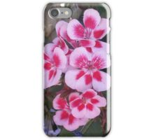 Pink and Magenta Flowers iPhone Case/Skin