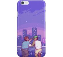 funky at heart iPhone Case/Skin