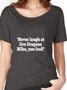 Bilbo Baggins Women's Relaxed Fit T-Shirt