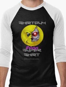 Shirtguy 2000 Super Shirt Men's Baseball ¾ T-Shirt