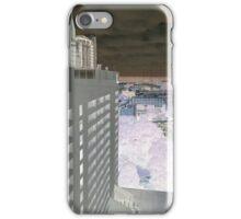 negative building one iPhone Case/Skin