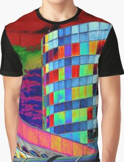 Out the window... #3 Graphic T-Shirt