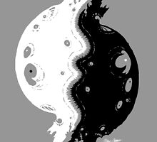 Yin Yang Monsters by Maxwell Aston