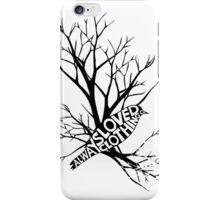 I've Alwaysloved Blackbirds iPhone Case/Skin