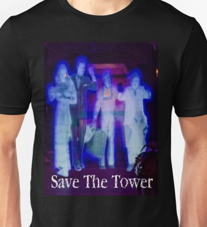 Save The Tower Unisex T-Shirt