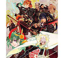 D.Gray-man Photographic Print