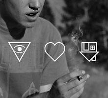 The Neigbourhood Smoke by yayaha