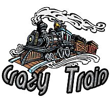 Crazy Train Photographic Print